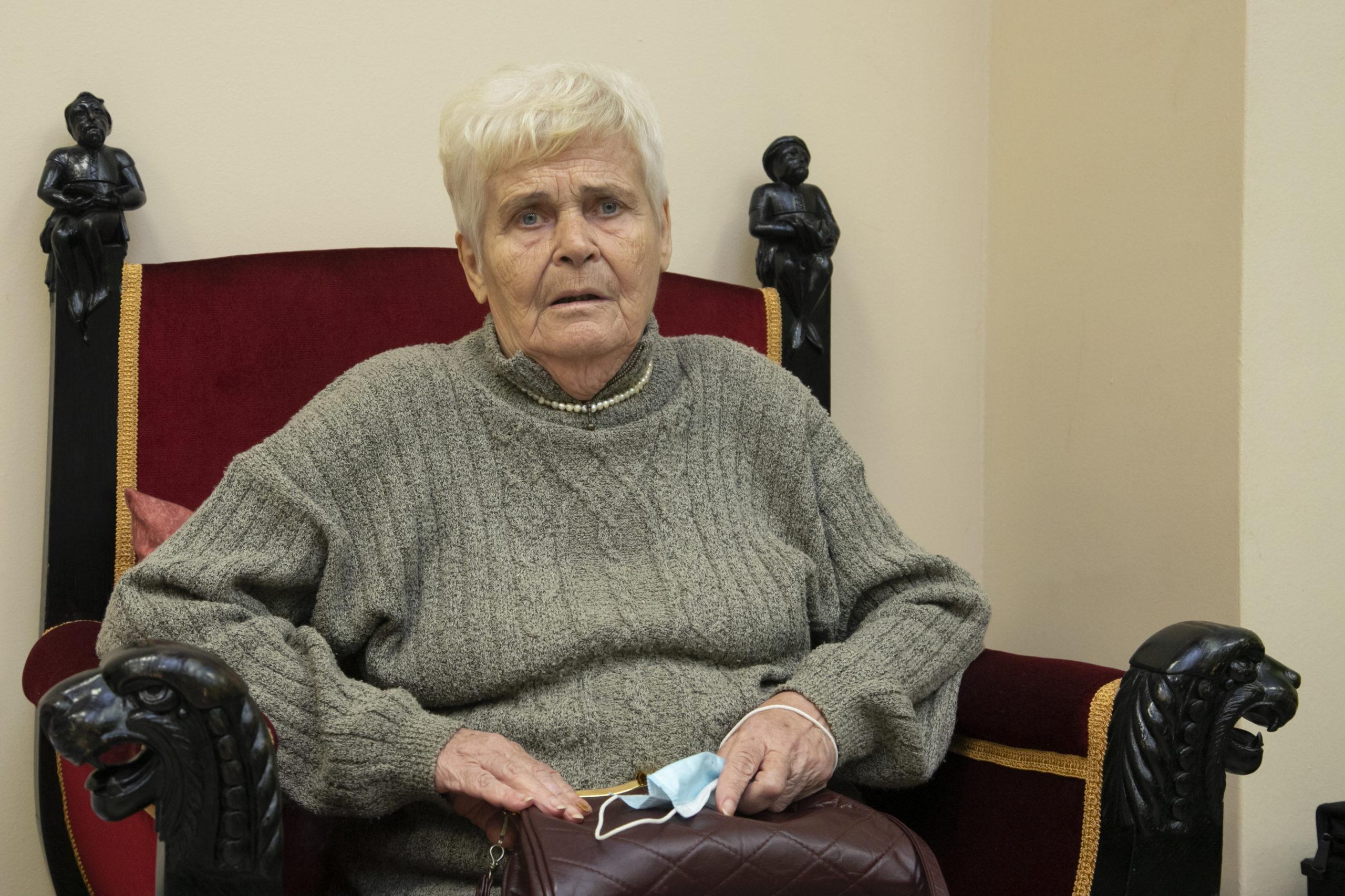 Jolika néni február 6-án hunyt el