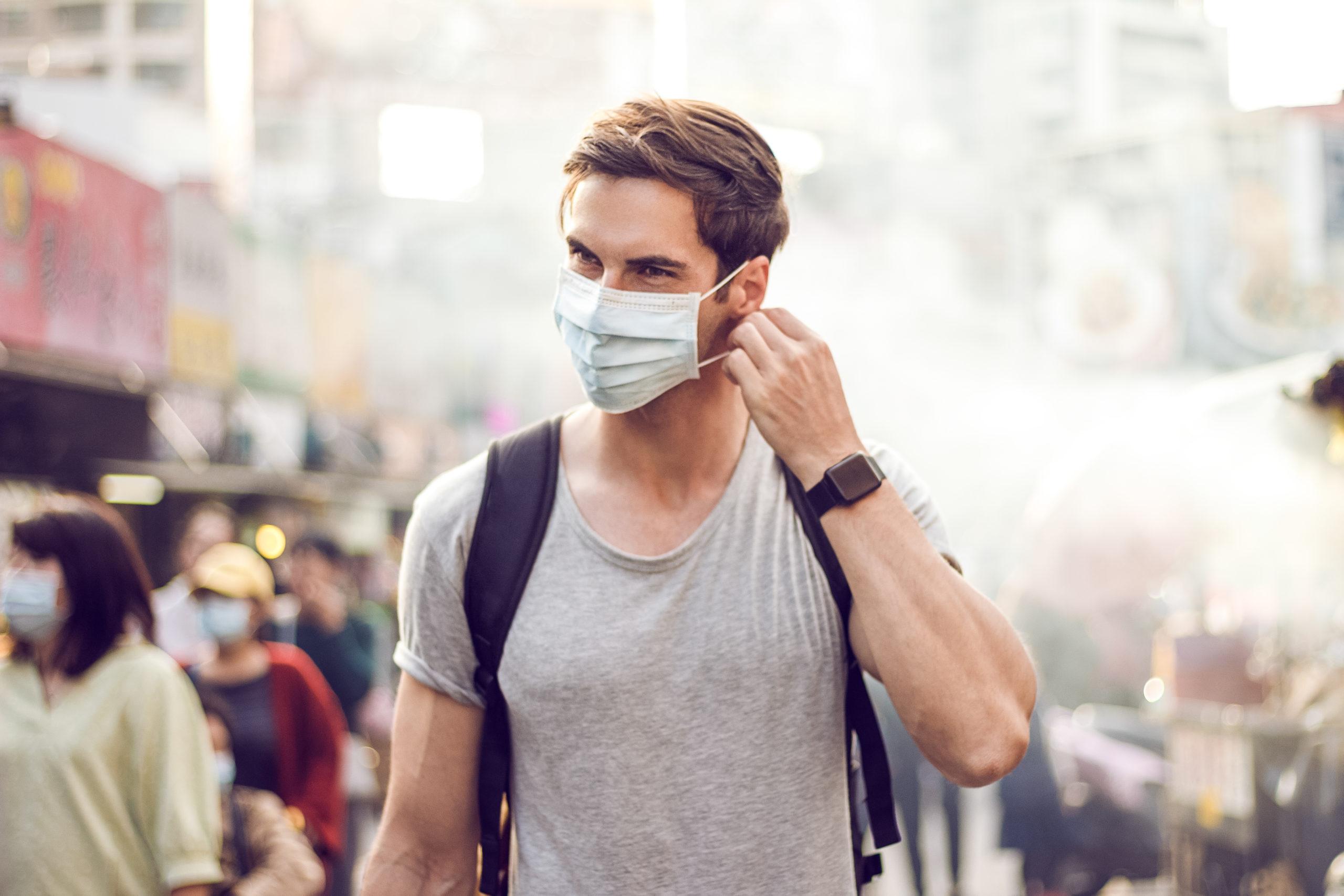Szinte már mindenütt viselnünk kell a maszkot
