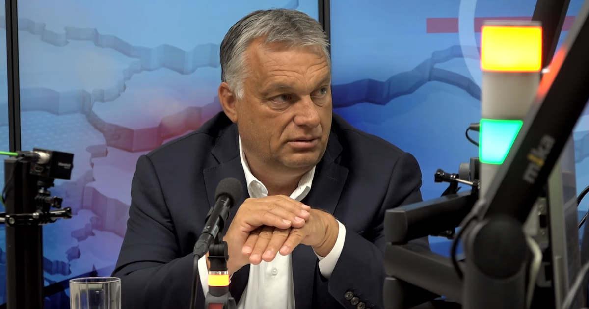 Orbán Viktor: Ha nem rendeltünk volna keleti vakcinát, nagy bajban lennénk