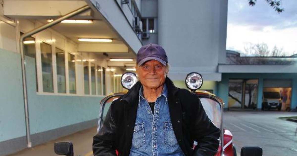 Amazing Secrets Have Been Revealed About Terence Hill S Personal Life