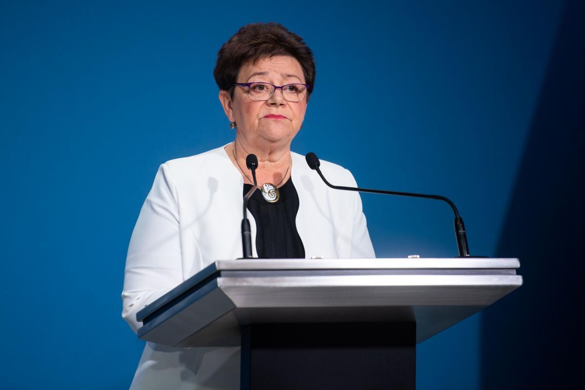 Müller Cecília országos tiszti főorvos