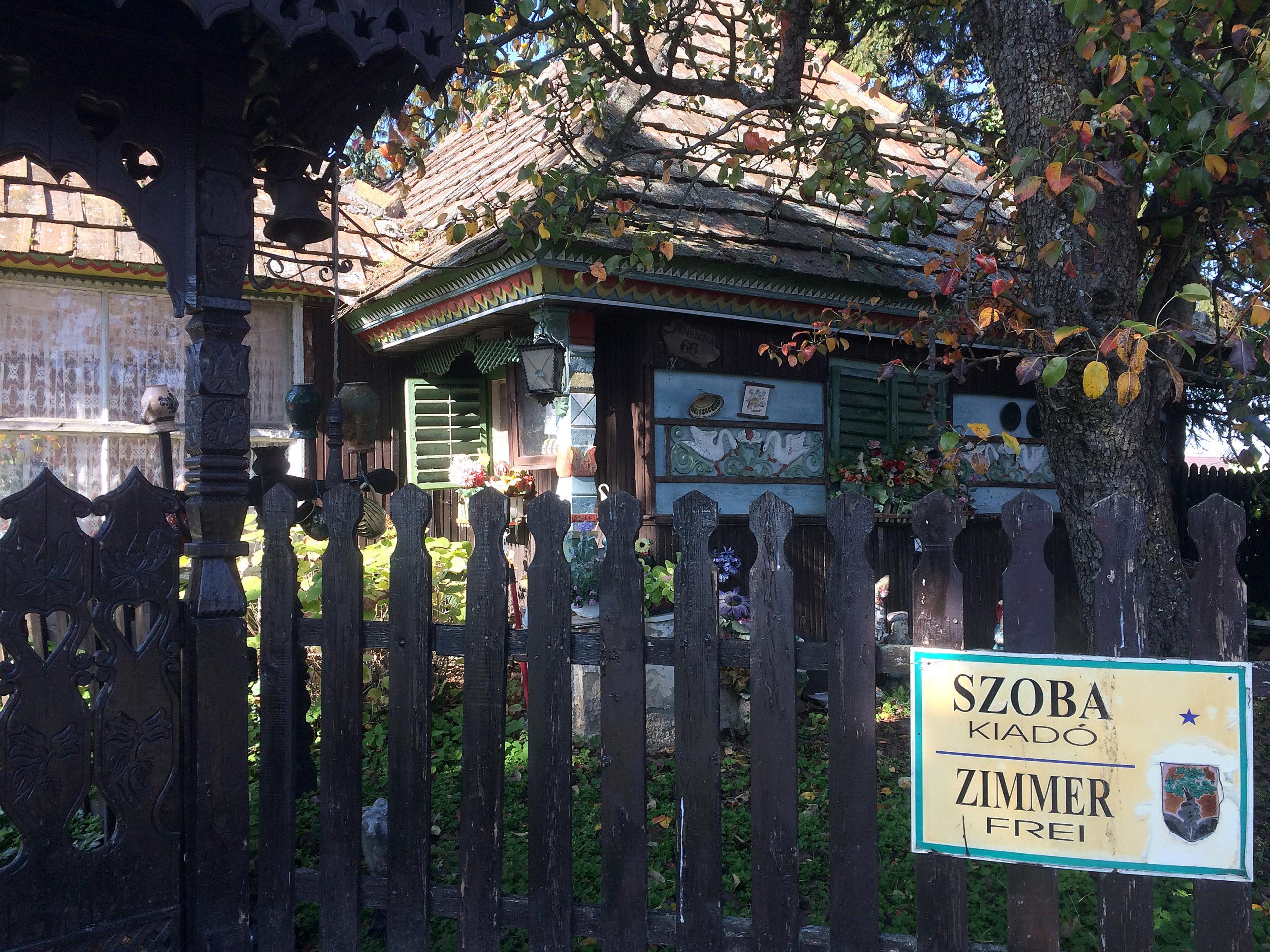 A falusi vendégházaknál tudnak szállást foglalni Szilveszterre