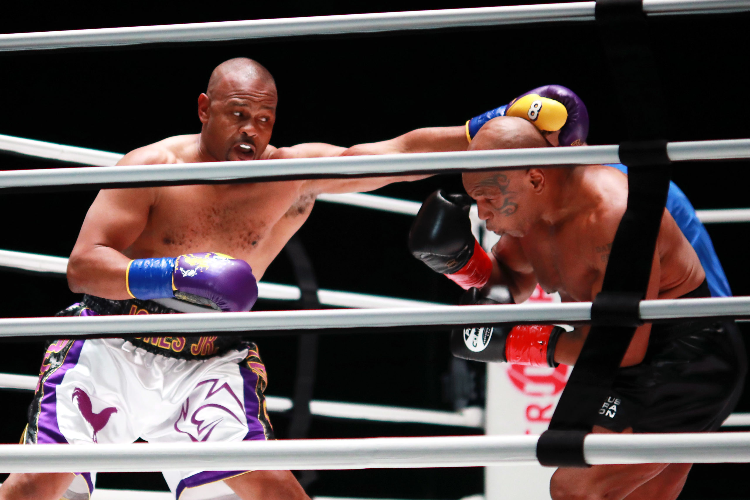 Mike Tyson-Roy Jones Jr. csata