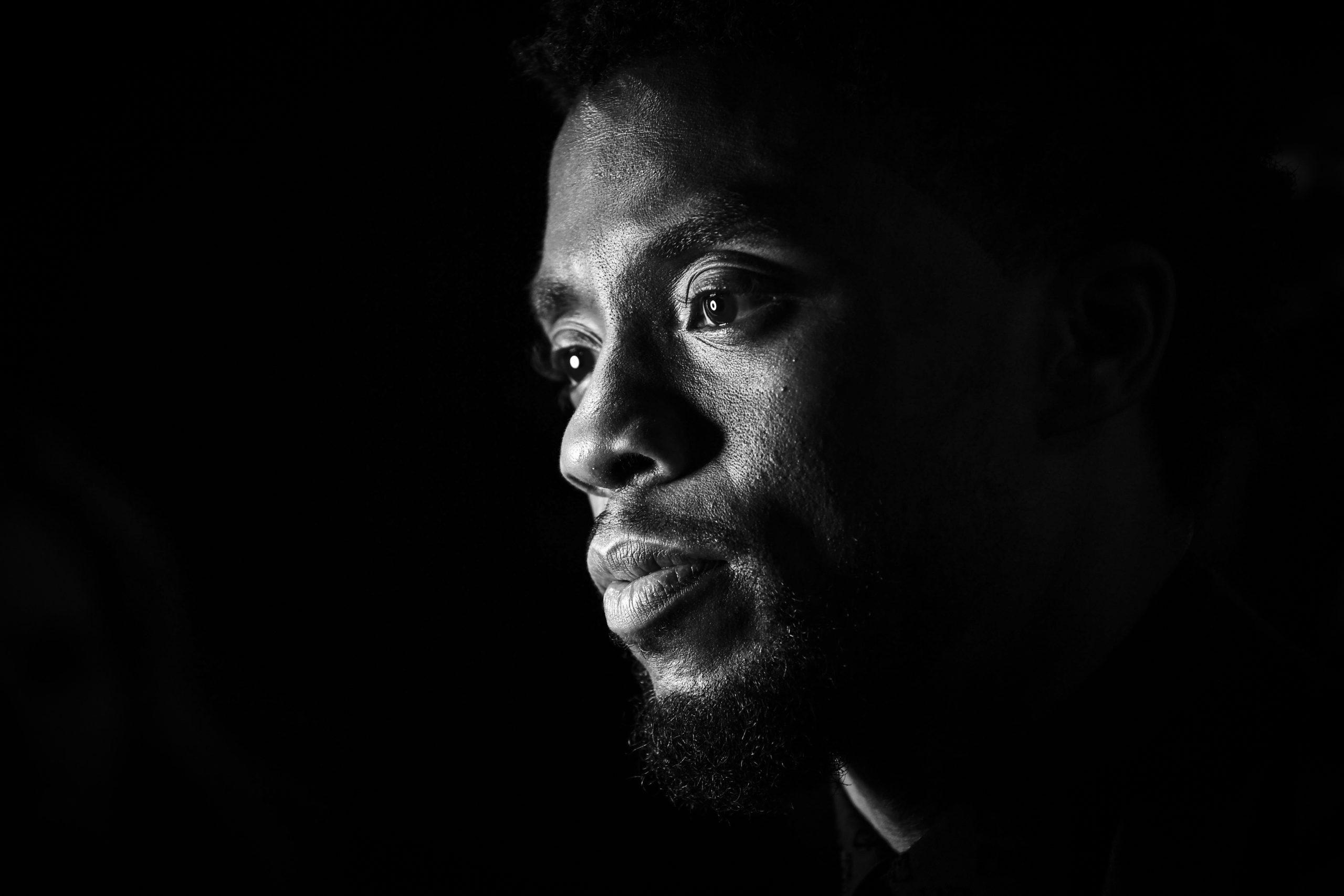 Chadwick Boseman színész