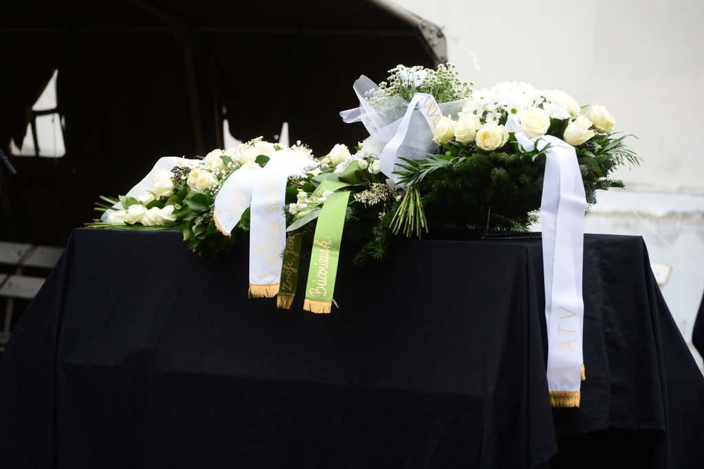 Sas József temetés