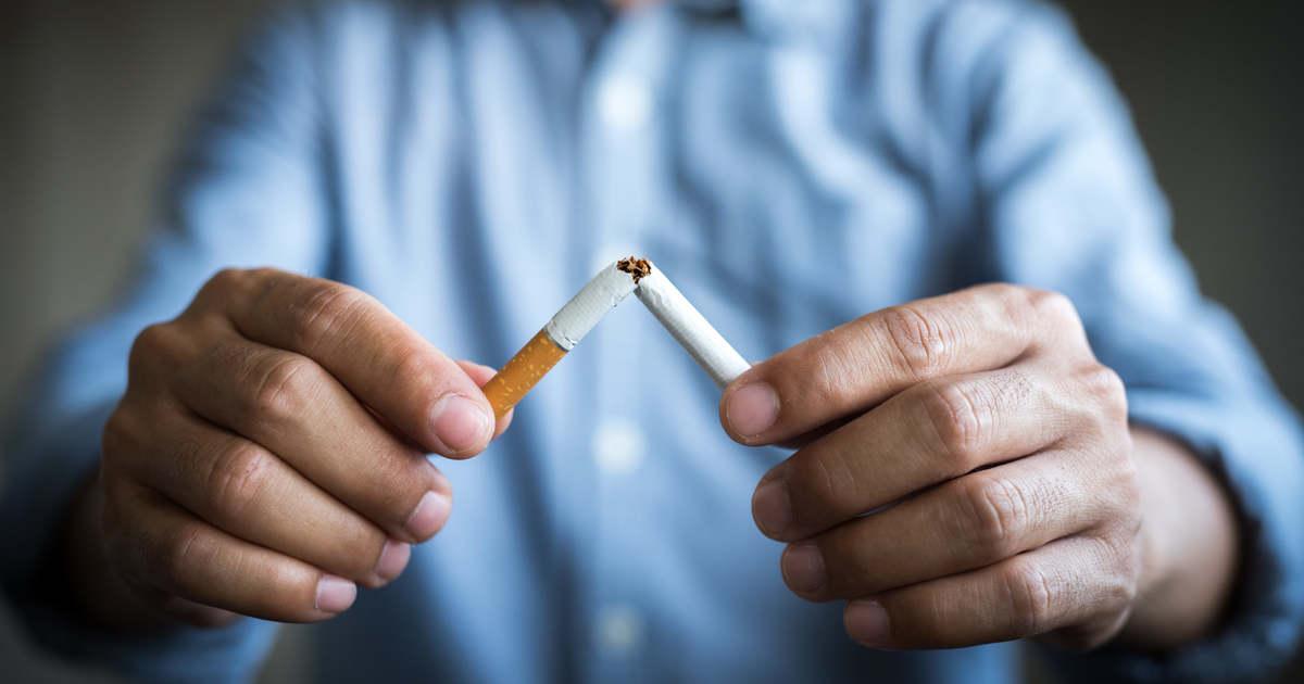 mikor kell leszokni a dohányzásról 2021-ban