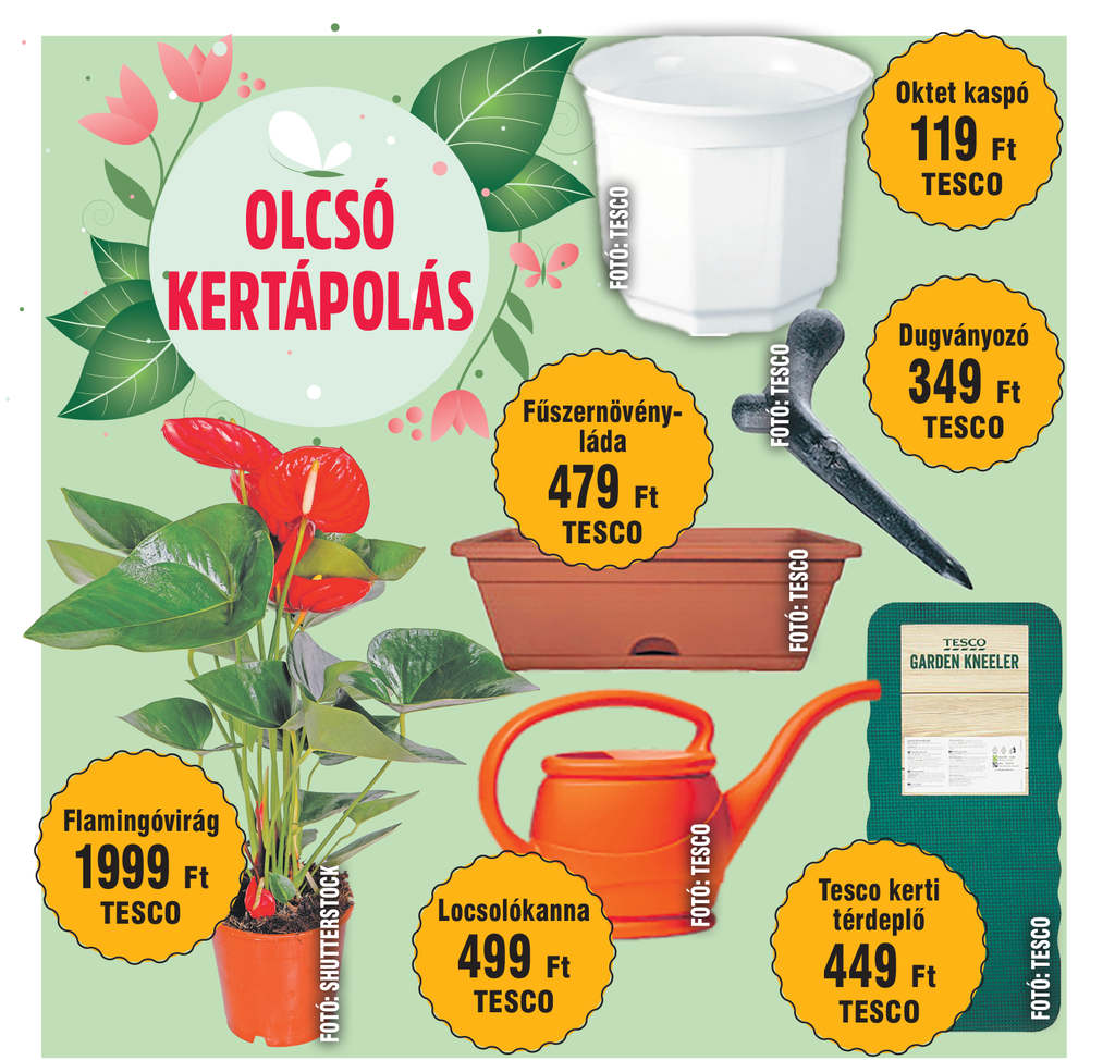kertápoló eszközök