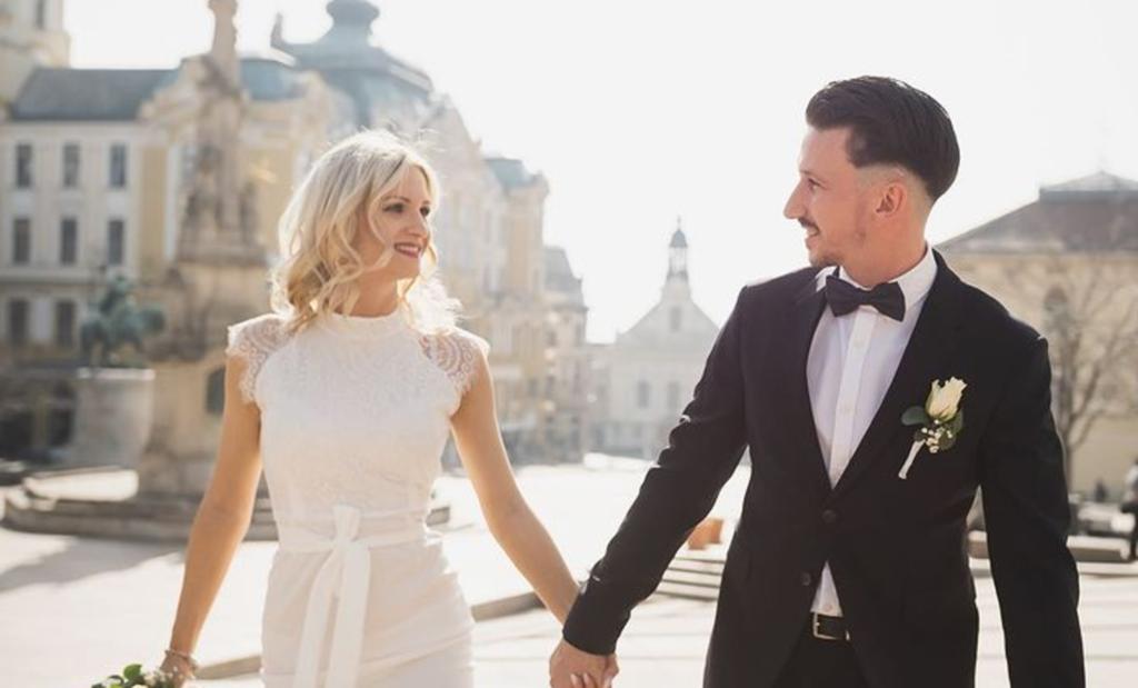 Sipos Viktória és Szabó Gábor február végén mondta ki a boldogító igent