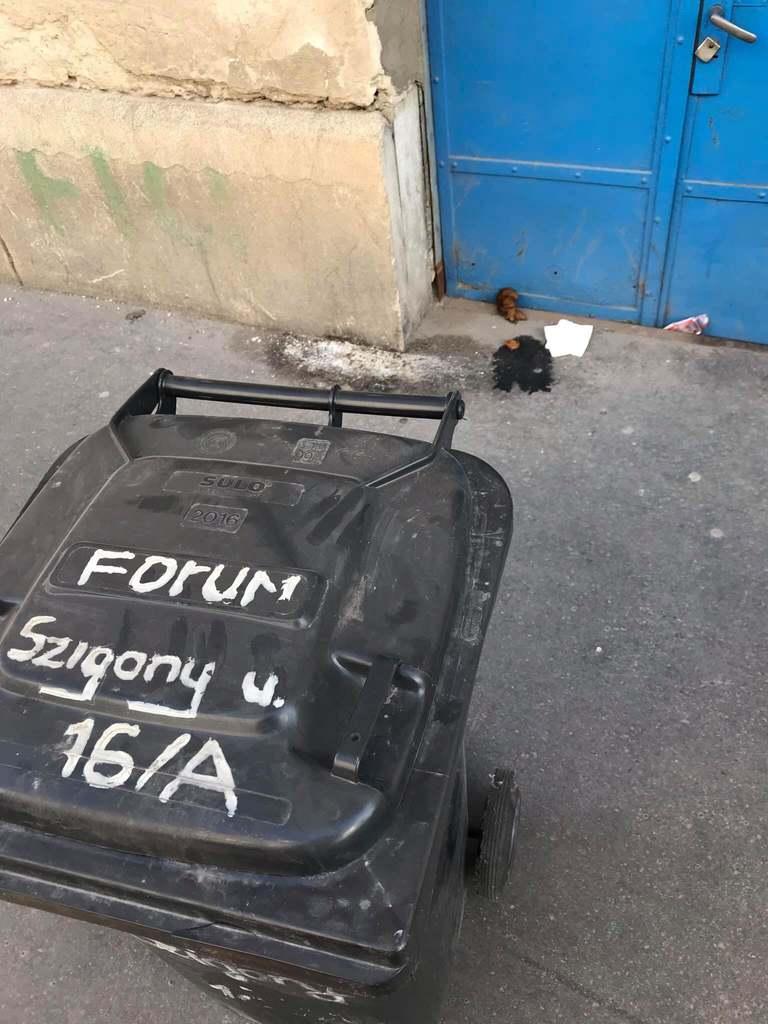 Gyomorforgató állapotok Ferencvárosban