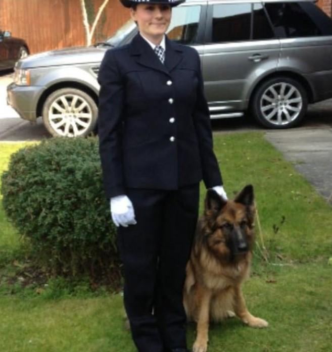 Onlyfans rendőrnő