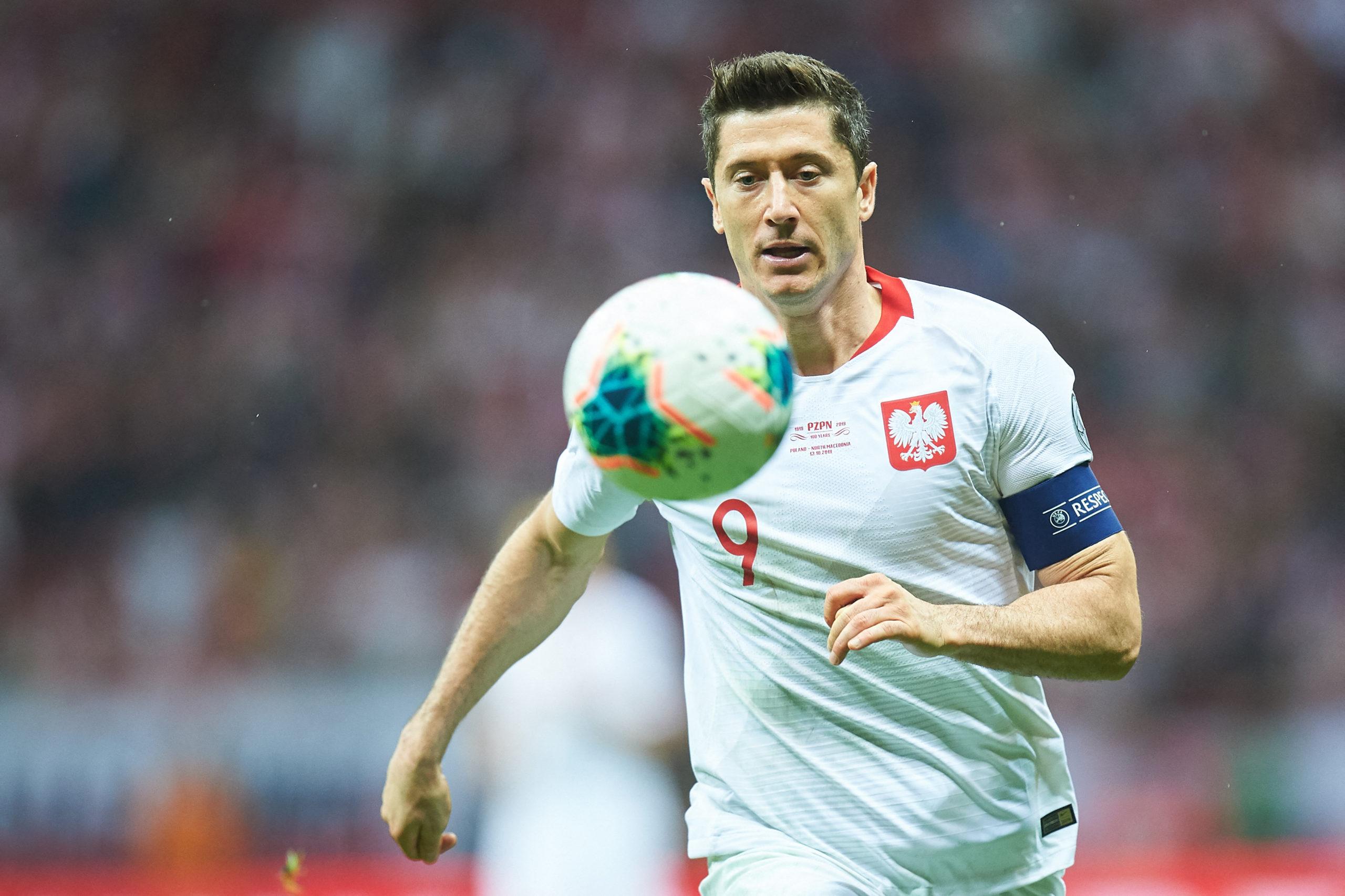 Lewandowski Budapesten játszik