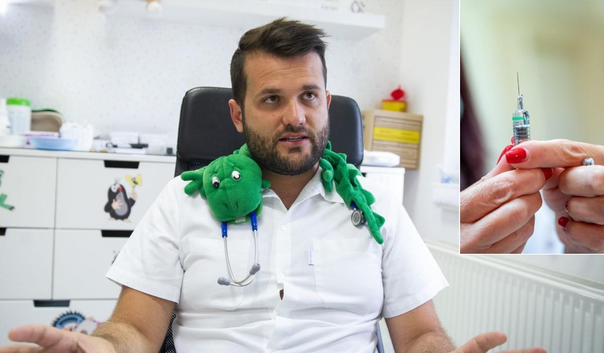 Dr. Novák Hunor: Reális esélye van, hogy kötelezővé tegyék az oltást