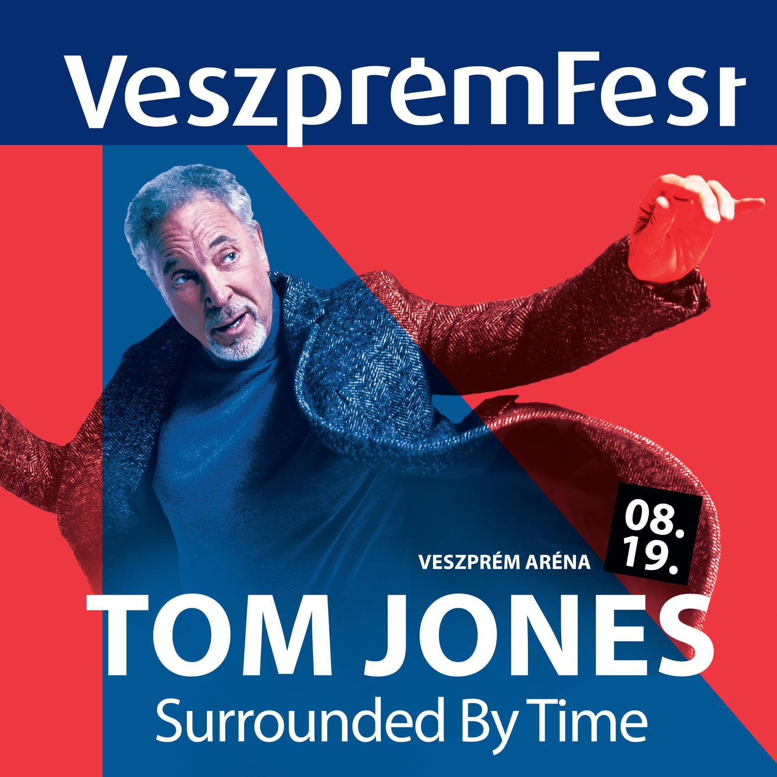 VeszprémFest, Tom Jones