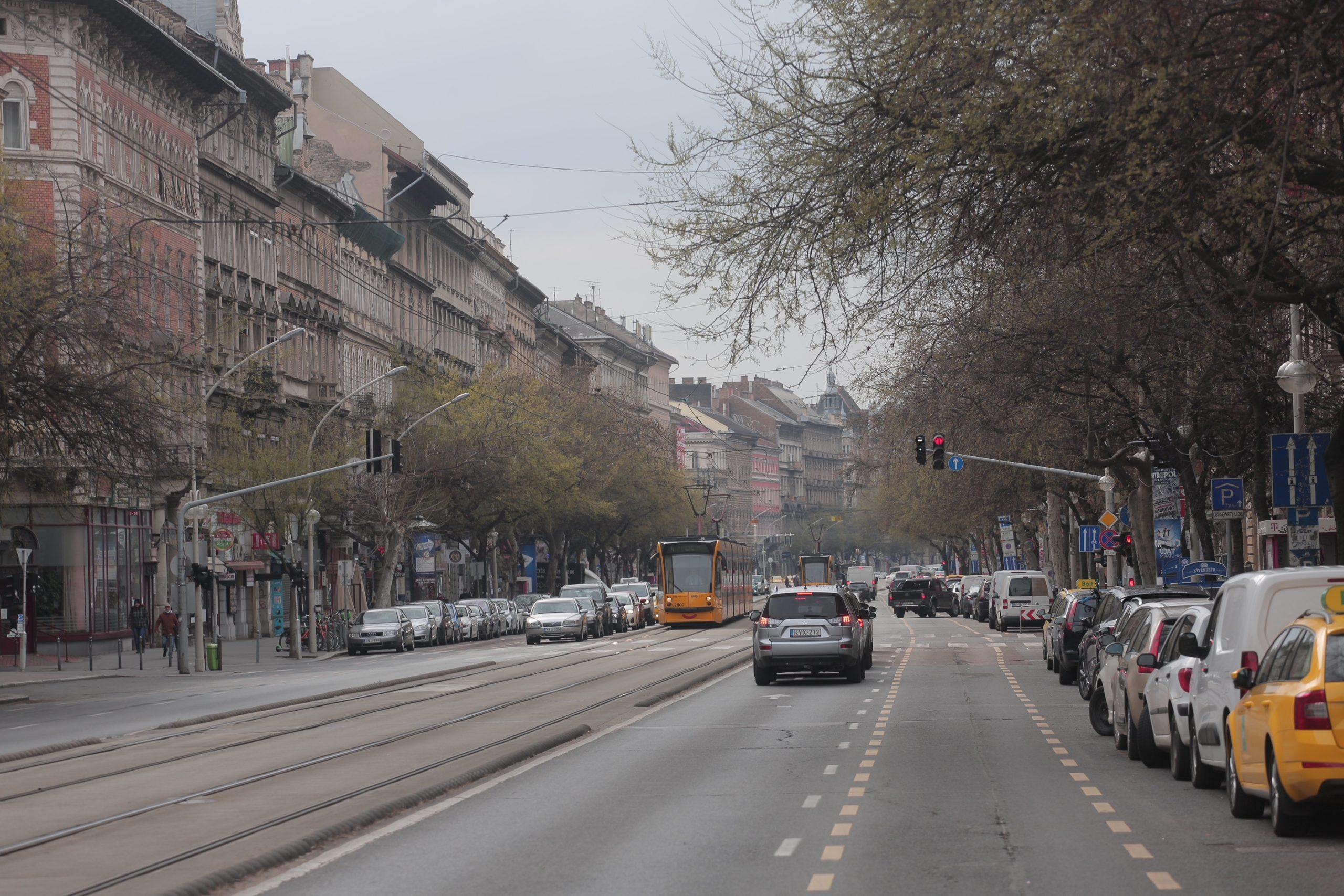 időjárás Budapest