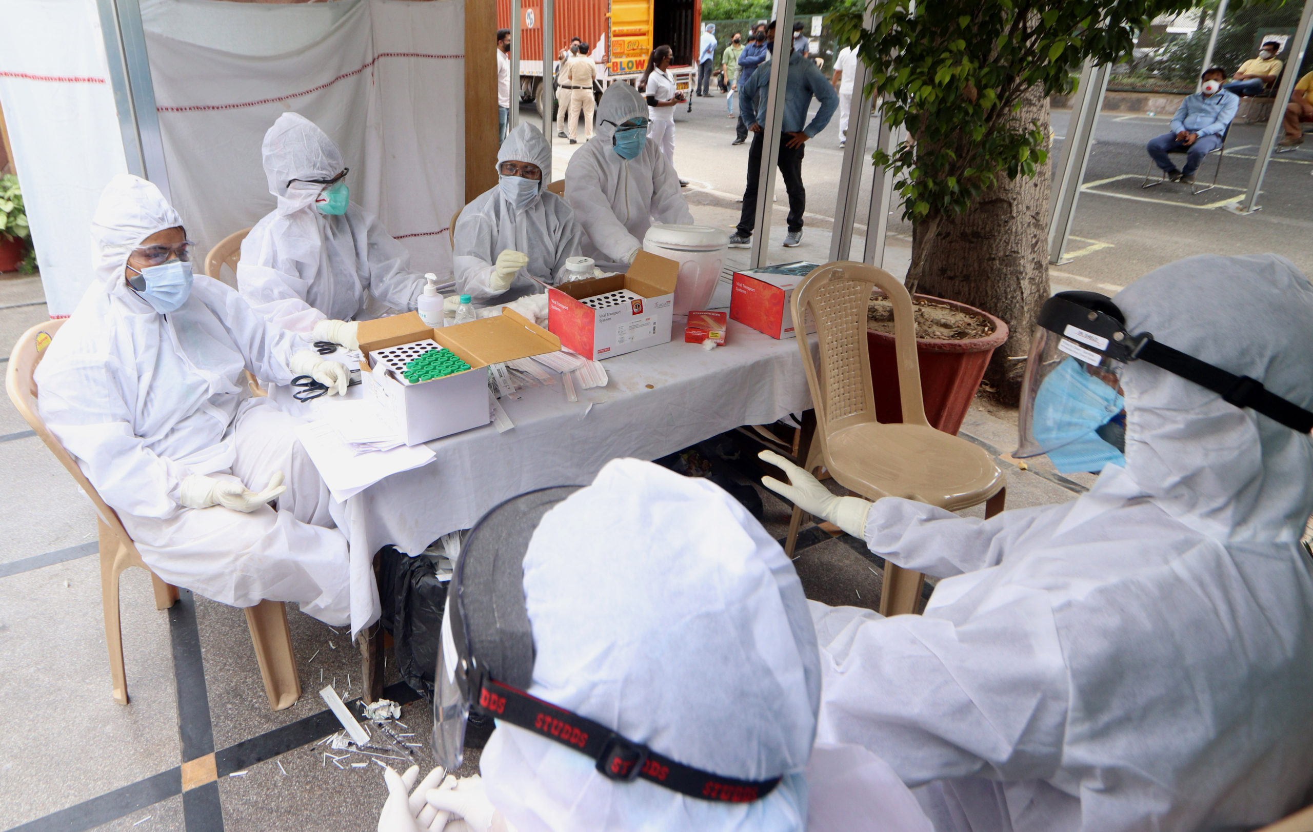 India, koronavírus