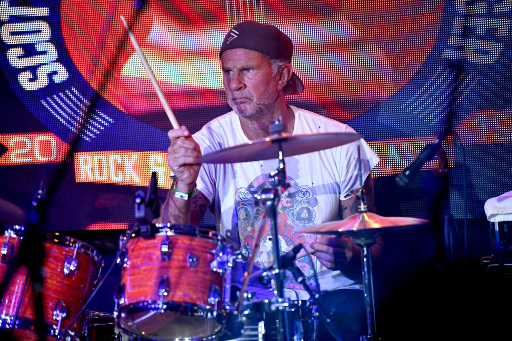 Red Hot Chili Peppers, dobosa, Chad Smith