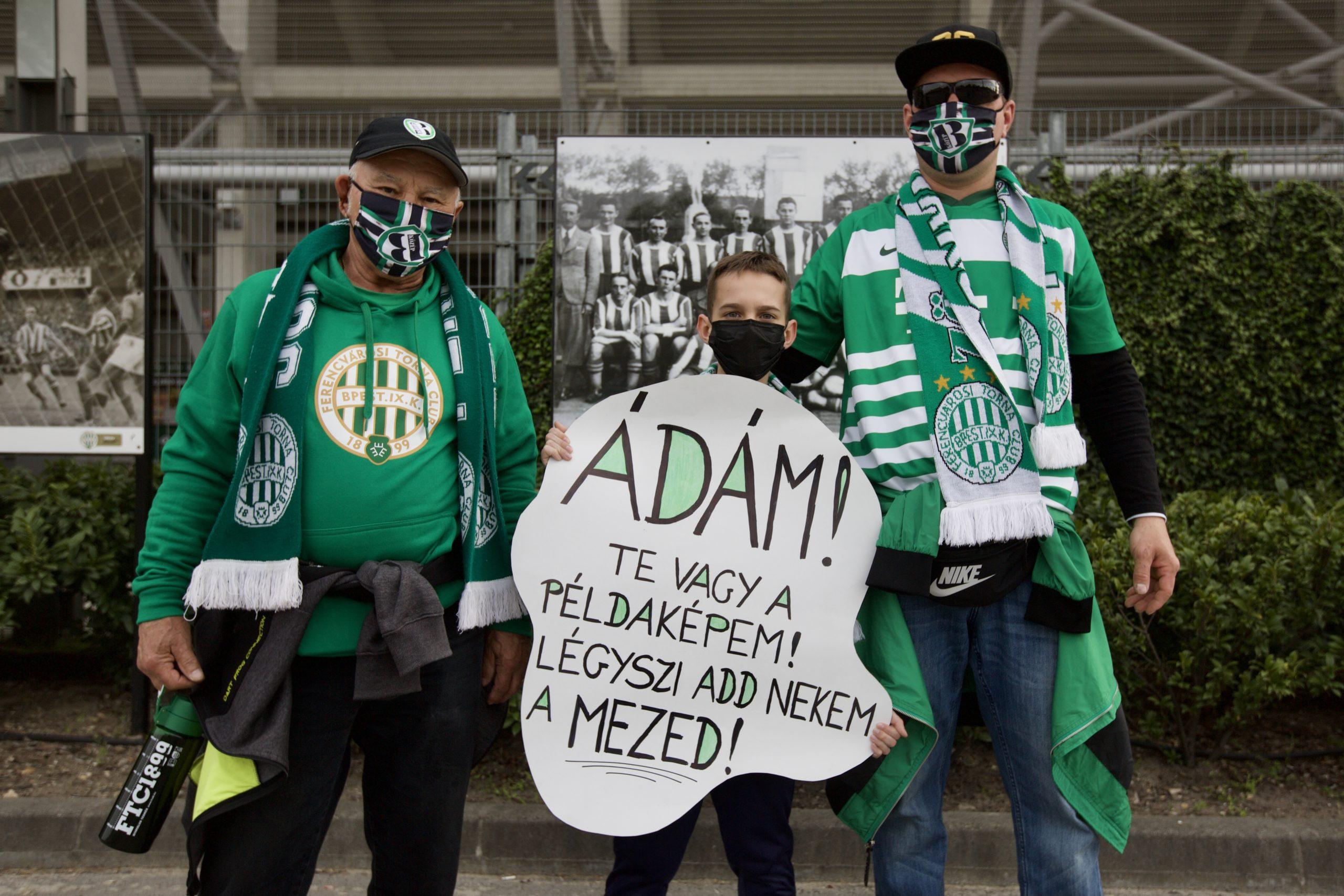 Groupama Aréna, Fradi meccs