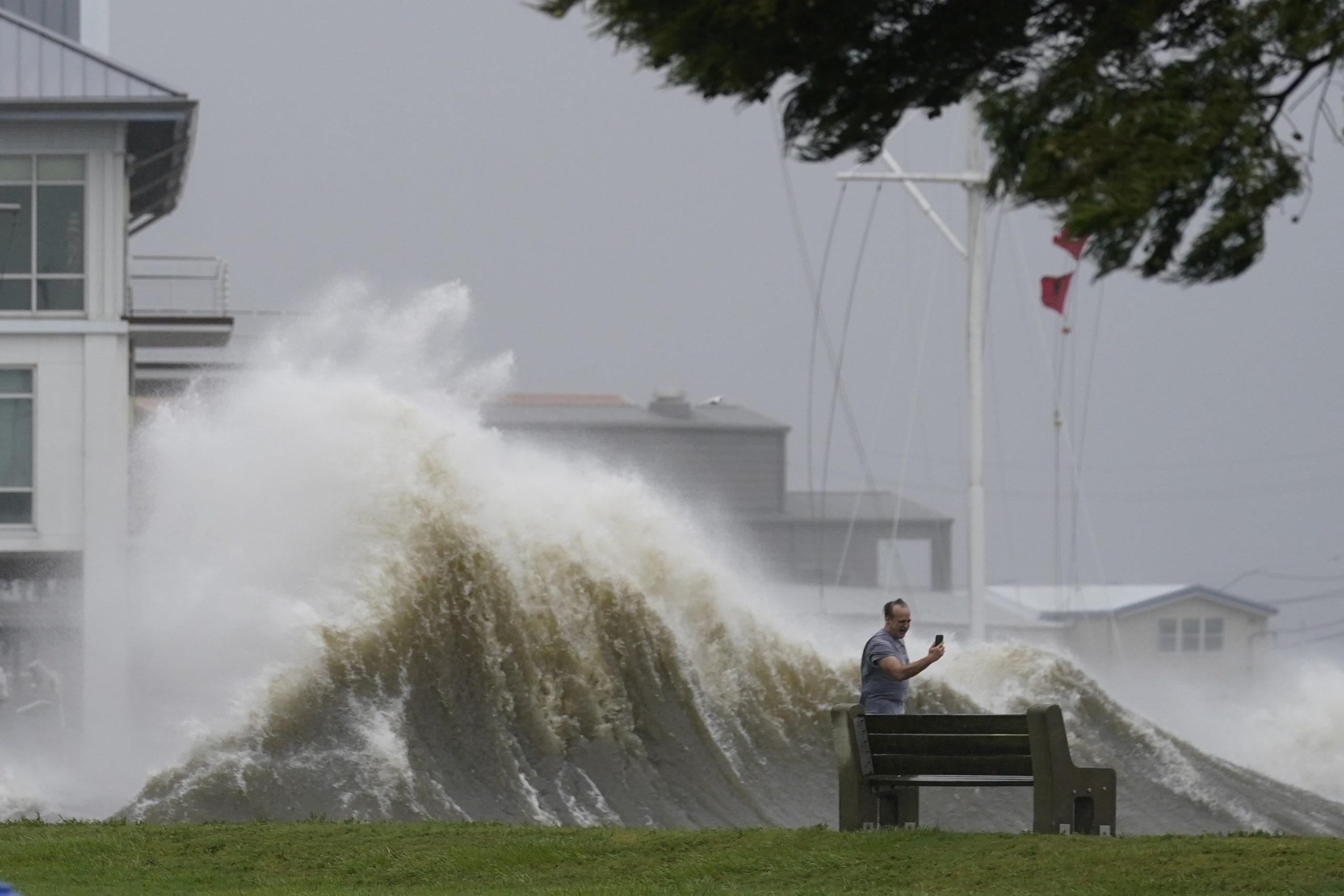 Ida hurrikán